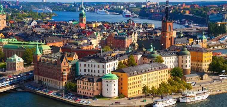 Een stedentrip naar Stockholm en vakantiegeld winnen