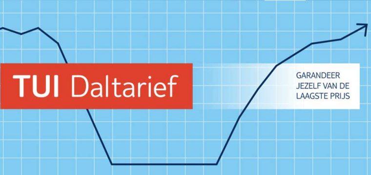TUI Daltarief 2016 | betaal de laagste prijs voor jouw zonvakantie!