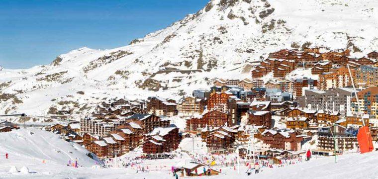 Sunweb wintersport Frankrijk Val Thorens aanbieding | direct aan de piste!
