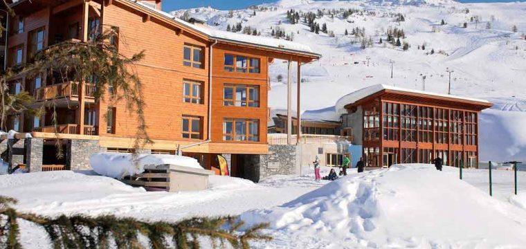 Luxe Wintersport aanbieding Frankrijk | deal inclusief skipas!
