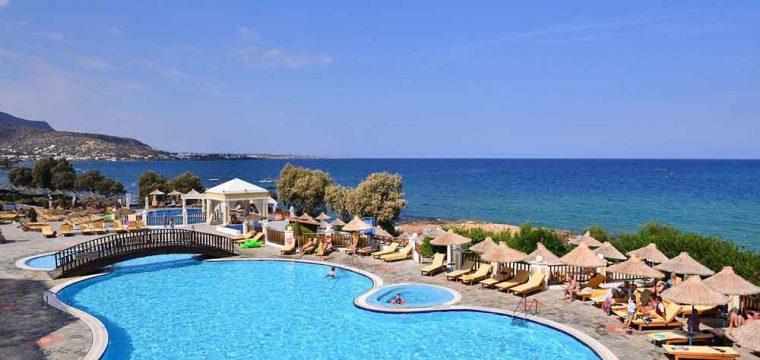 Sunweb vroegboekkorting Griekenland | Halfpension €479,- p.p.