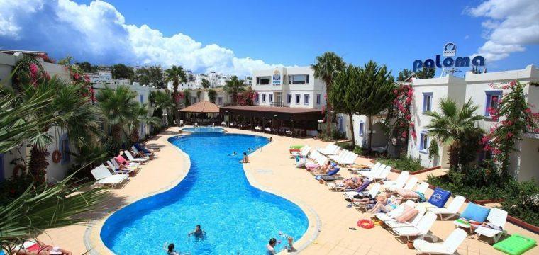 8-daagse vakantie Turkije juni 2017 | Club Paloma App. €167,- p.p.