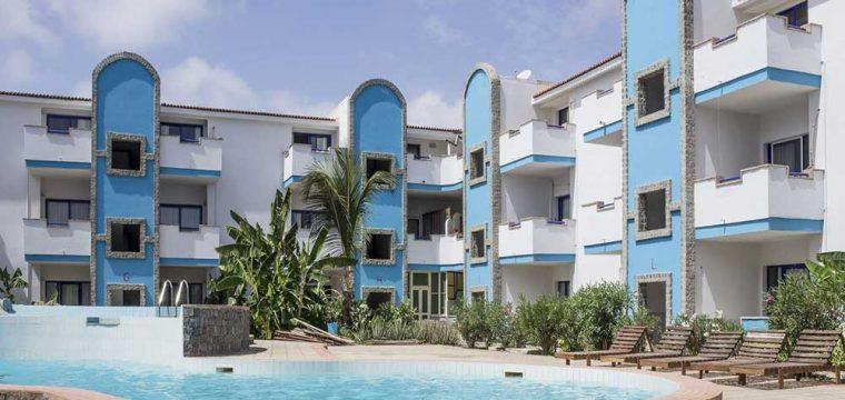 Sunweb 11-daagse vakantie Kaapverdie | december 2017 €569,- p.p.