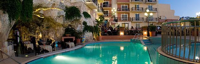 Bebsy Malta aanbieding – goedkope vakantie Pergola Club Hotel & Spa