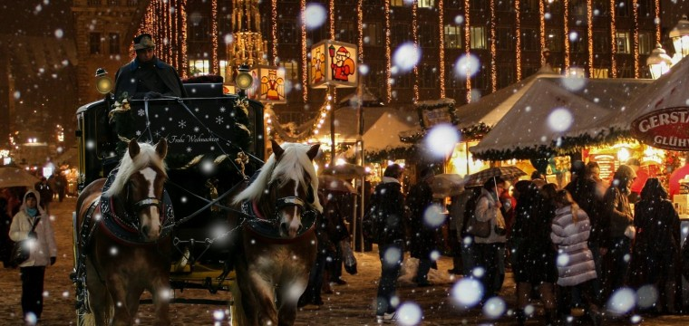Kerstshoppen Londen, Parijs, Budapest, Madrid – verrassingsreis kerstshoppen