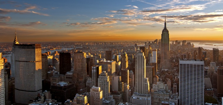 Vliegtickets New York | januari 2018 retour vanaf €351,- per persoon