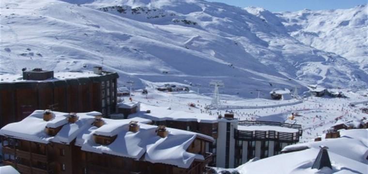 Wintersport aanbiedingen Last Minute – Val Thorens Frankrijk aanbieding