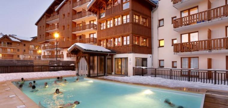 Wintersport aanbiedingen Frankrijk – december 2015 inclusief skipas!