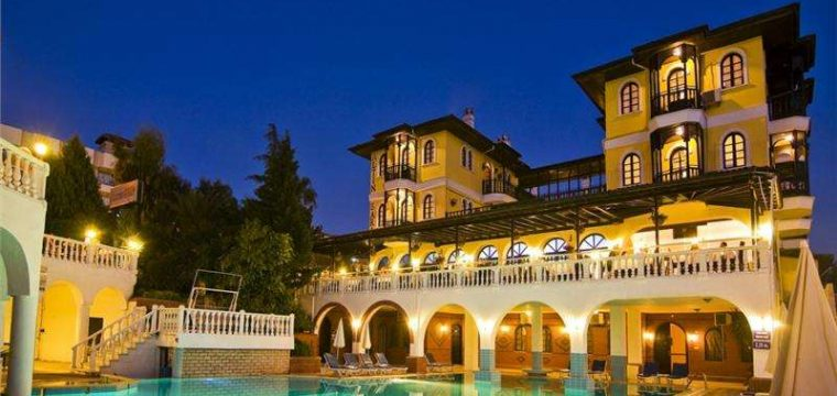 KRAS Turkije aanbieding | 8-daagse vakantie Hotel Altinsaray