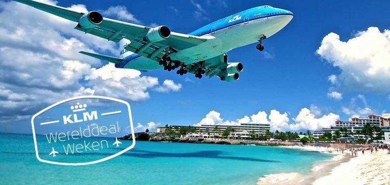 KLM Werelddeal Weken 2019 | Wanneer Beginnen Ze? BIJNA!