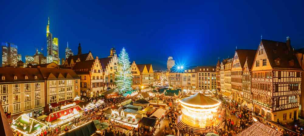 Kerstmarkt Duitsland aanbieding