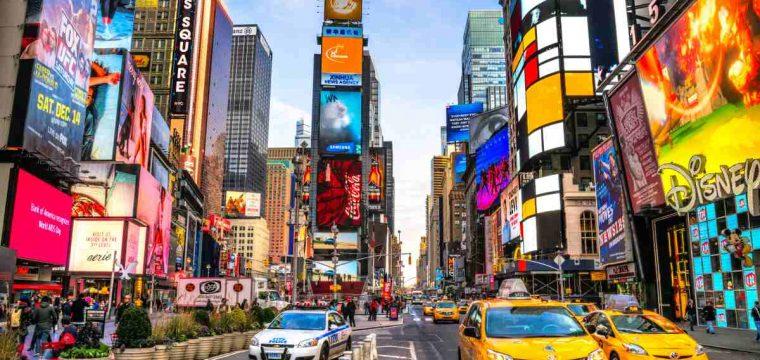 Vliegticktets New York City | 6 dagen februari 2018 €352,- per persoon