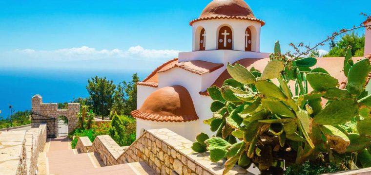 Zomer aanbieding Lesbos | 8 dagen juli 2018 €399,- per persoon