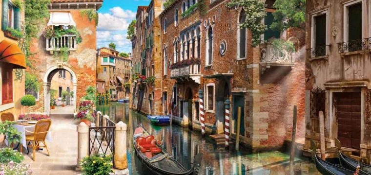 4* Stedentrip sprookjesachtig Venetië | januari 2018 €99,- per persoon