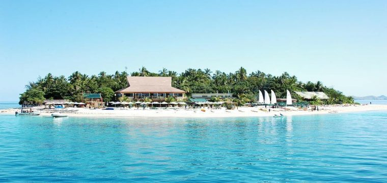 Amazing Fiji | Beachcomber Island Resort €112,- per nacht januari 2018