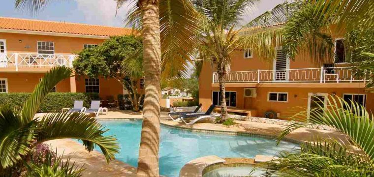 Tropical paradise Curacao | 7 dagen januari 2018 €599,- per persoon
