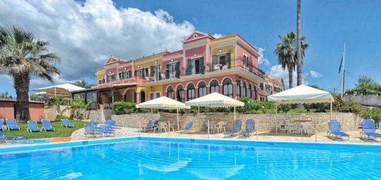 Prijsknaller 4* Corfu | 8 dagen april 2018 €299,- per persoon