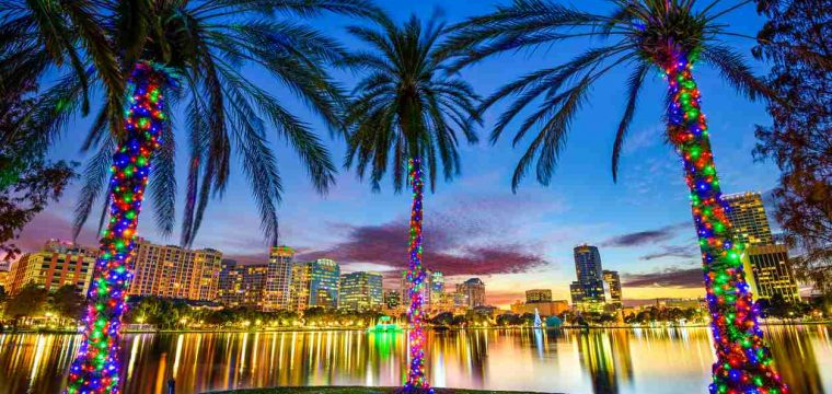 Naar Florida met Prijsvrij   9 dagen maart 2018 €616,- per persoon