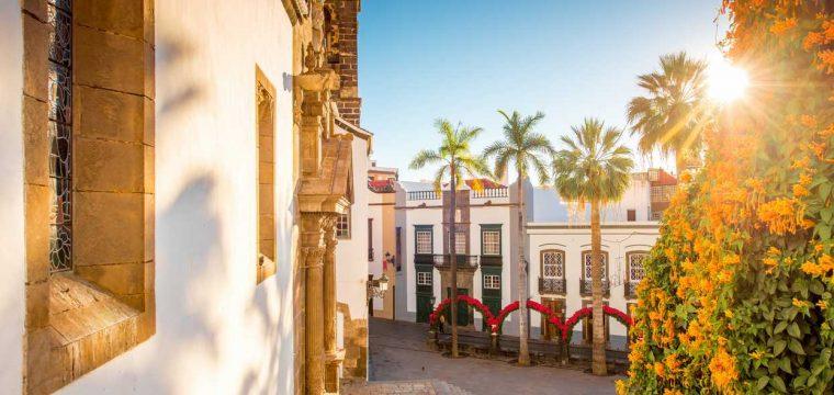 Kras reis zonnig La Palma | 8 dagen juni 2018 €421,- per persoon