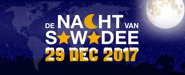De Nacht van Sawadee | 29 December 2017
