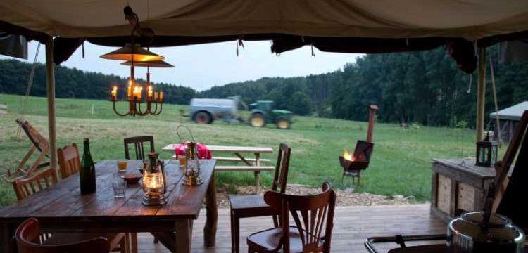 Boerenbed | Glamping in Nederland en Daarbuiten