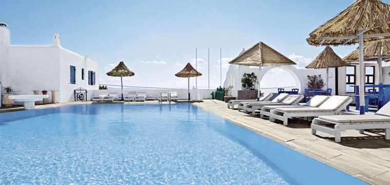Take me to Mykonos | 8 dagen mei 2018 €490,- per persoon