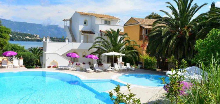 Sunweb vroegboek Corfu deal | 8 dagen mei 2018 €299,- per persoon