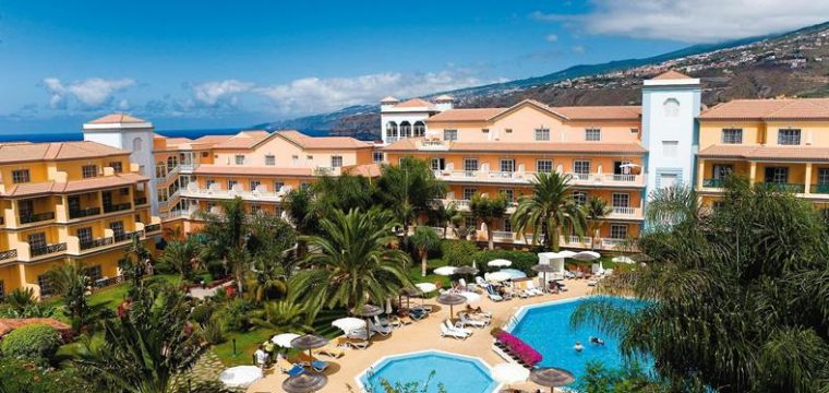 4* RIU Garoe Tenerife | 8 dagen halfpension in mei 2018 €676,- per persoon