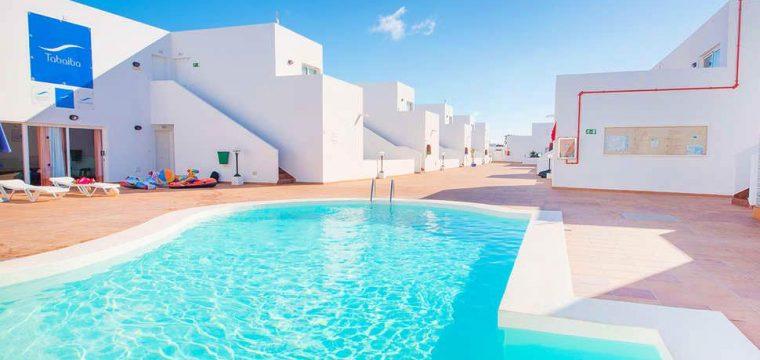 Vakantie vieren in oktober @ Lanzarote | 8 dagen in oktober €320,- p.p.