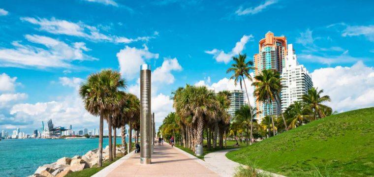 Vlieg retour naar Miami met KLM | Veel vertrekdata voor €440,- per persoon