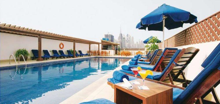 Getaway Dubai | vluchten, transfers, verblijf & ontbijt voor €586,- per persoon